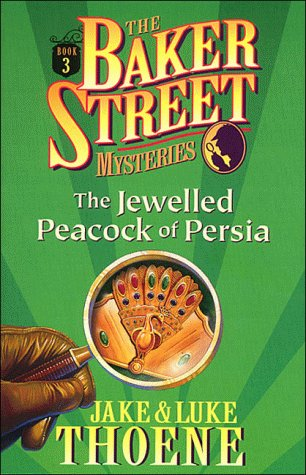 The Jewelled Peacock of Persia